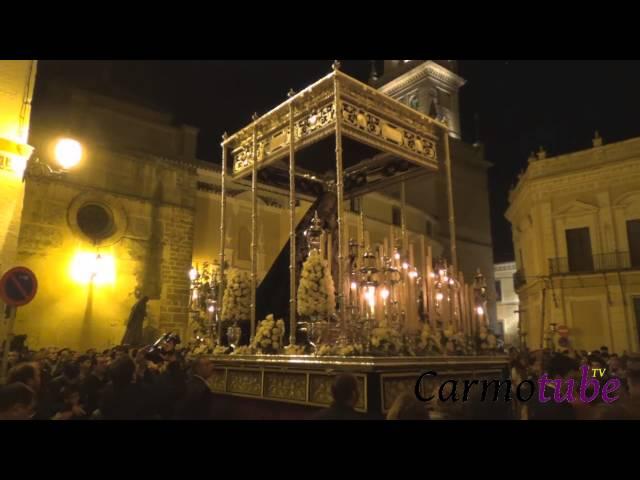 Orden Seglar de los Siervos de María en Las Descalzas - Semana Santa Carmona 2016