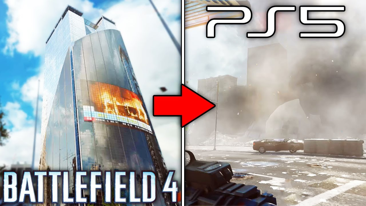 Battlefield 4 on PS5 🔥 (7 Years Later)