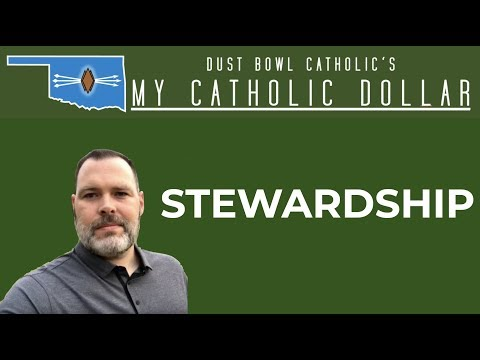 Stewardship - My Catholic Dollar 003