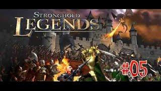 Stronghold Legends #05 [HD][DEUTSCH] Let´s play Strnghold Legends