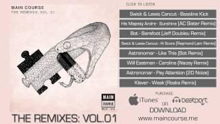 Swick & Lewis Cancut - Hi Score (Raymond Lam Remix) (MCR-015 // Main Course)