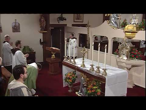 Daily Catholic Mass - 2017-10-15 - Fr. Mark