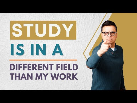 Education Does Not Match My Work Experience | Express Entry Different Field Of Education And Work