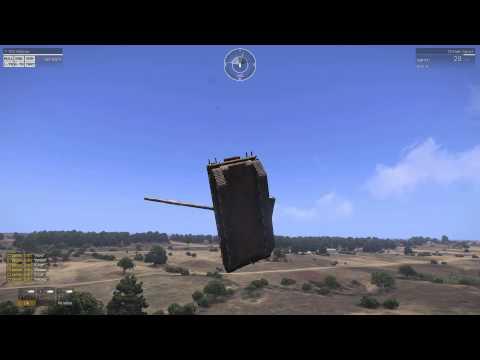 ARMA 3 - IRAN'S SECRET SUPER WEAPON