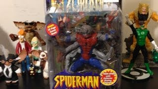 amazing spiderman classics mutante de marvel comics unboxing (español)