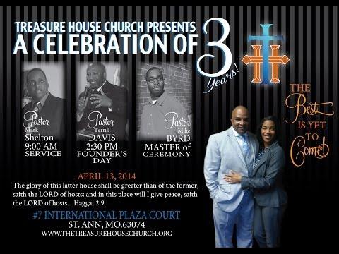 Happy 3rd Anniversary Treasure House!!!