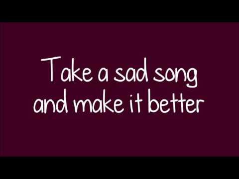 The beatles-Hey jude lyrics