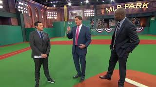 MLB Tonight: Taking a base on breaking balls in the dirt