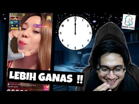 TENGAH MALAM MAIN BIGO LIVE !! BIAR GAK KETAHUAN ISTRI !! - Bigo Live #3