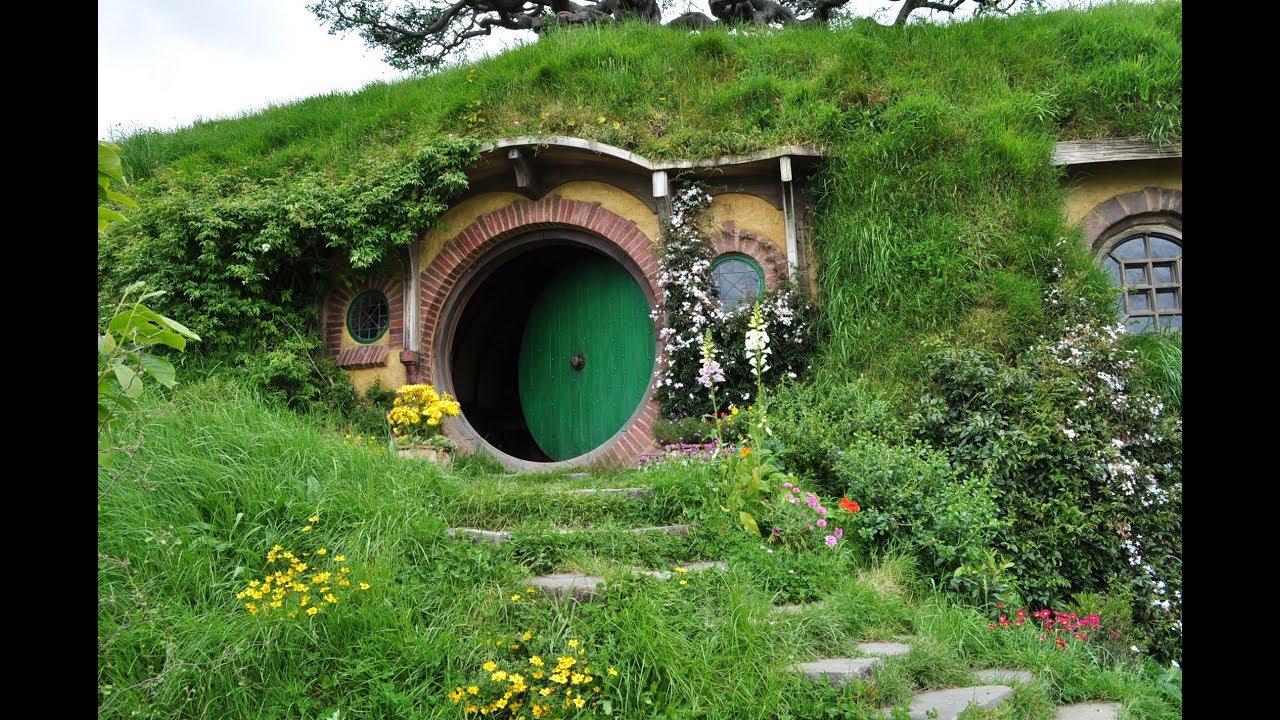Hobbit evi nasıl yapılır?