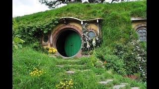 Hobbit evi nasıl yapılır? EFSANE
