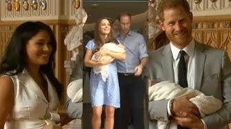BABY ARCHIE: Royalisten verblüfft - Meghan und Harry machen alles anders