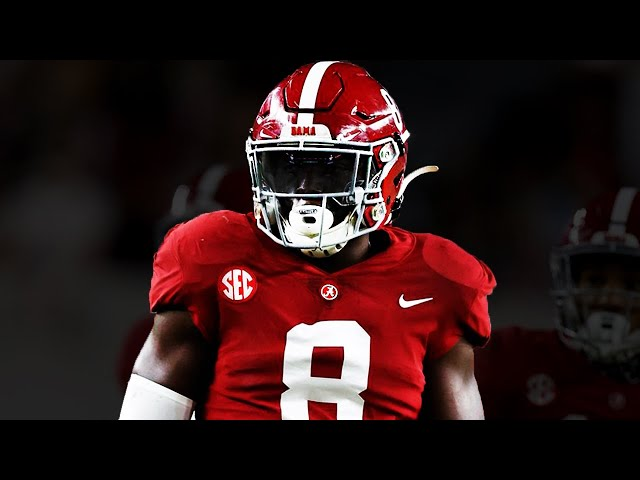 Scariest Alabama Linebacker 🔥 Christian Harris ᴴᴰ