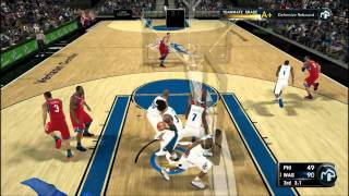 NBA 2k11 My Player- PF Ben Kemp - PC
