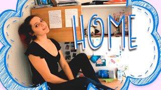 Своя комната в общежитии во ФРАНЦИИ || Рум Тур