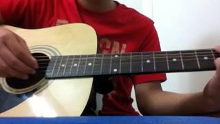 Giả Vờ Nhưng Anh Yêu Em - Chi Dân ( Guitar Cover )