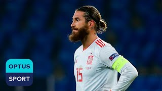 Sergio Ramos misses TWO penalties as Sommer spoils the Spaniard's record-breaking night