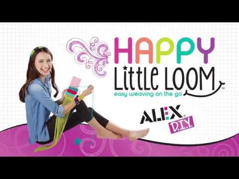 ALEX DIY Happy Little Loom Intro - YouTube
