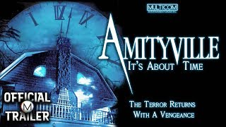 AMITYVILLE: IT'S ABOUT TIME (1992) | Official Trailer | 4K