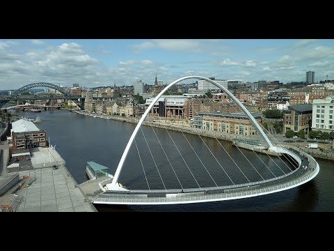 TOP 10 tallest structures in Newcastle Upon Tyne/Top 10 Rascacielos Más Altos De Newcastle Upon Tyne