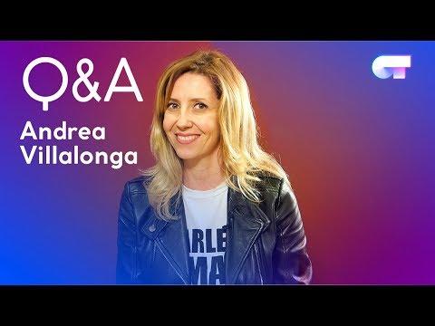 Q&A con ANDREA VILALLONGA #OTDirectoCon | OT 2017