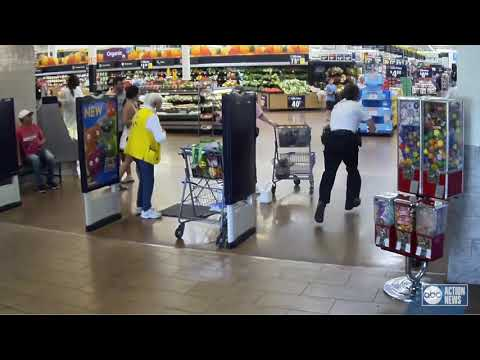 The Penthouse Blog - Florida Man Drives Golf Cart Into Walmart