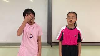 Publication Date: 2018-04-27 | Video Title: 香港普通話研習社科技創意小學-高小組相聲-說輕聲