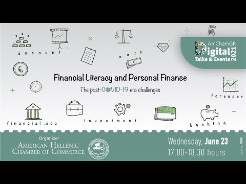 Financial Literacy & Personal Finance: The post-Covid-19 era challenges