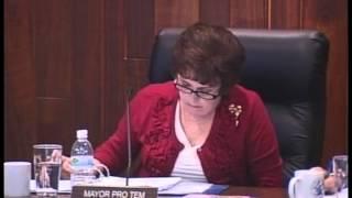 Los Alamitos City Council -- Mar 5, 2012