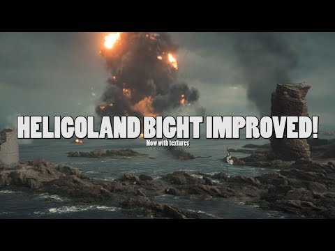 HELIGOLAND BIGHT IMPROVED! - Battlefield 1 turning tides gameplay |