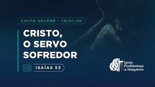 Culto Solene - Ig. Presbiteriana de Mangabeira -10/01/2021