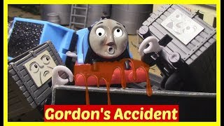 Thomas and Friends Gordon Accident | Accidents will Happen | Toy Train Videos