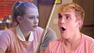 Lili Reinhart Does NOT Want Jake Paul on 'Riverdale'