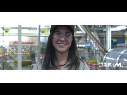 Making Ohio: Creators Wanted: Caroline, Anheuser Busch