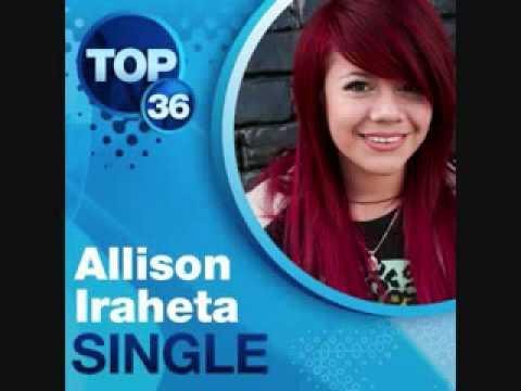 Allison Iraheta - Alone (American Idol Performance)
