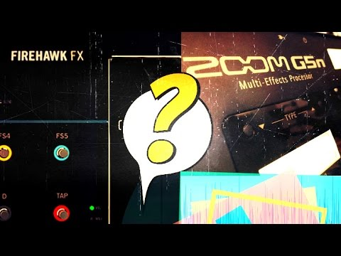 Download {BLIND TEST} Zoom G5n vs Lins 6 POD HD (Firehawk)