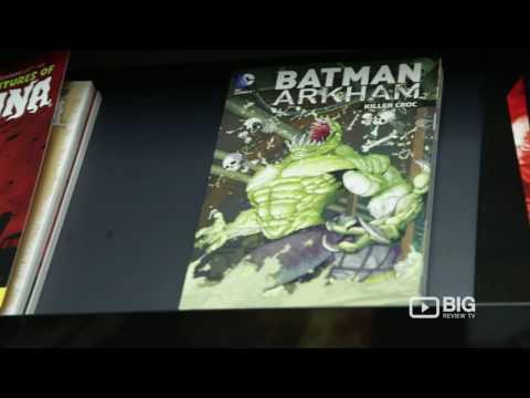 Secret Identity Comics in Brisbane Comic Book Store for Graphic Novel