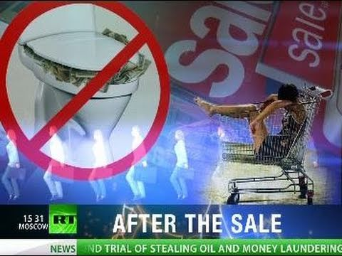 CrossTalk: Weapons of Mass Consumption