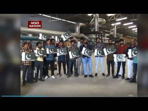 Gujarat's factory making toilet tiles printed with anti-Pakistan slogan