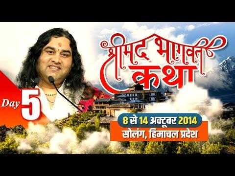 shri devkinandan ji maharaj srimad bhagwat katha solang himachal pradesh day