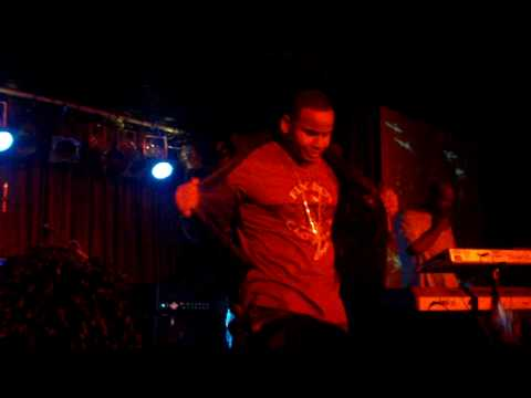 Avant Live - When it Hurts/ 4minutes