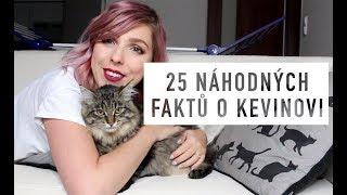 25 náhodných faktů o Kevinovi