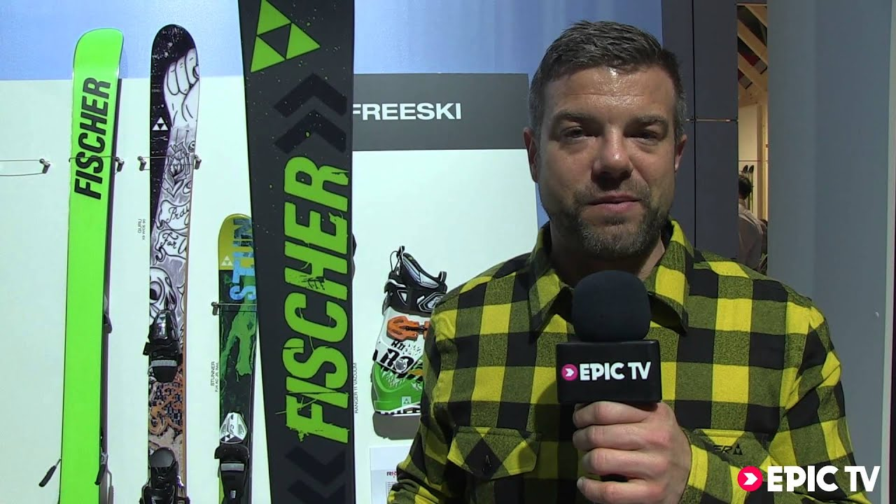 f6fecee18b Ski Review  Fischer NightStick 2014 at ISPO 2013 - YouTube
