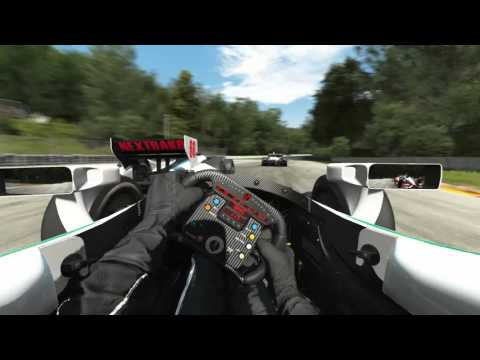 Project CARS on Oculus Rift – Gameplay – 1080p