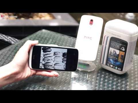 HTC Desire 500 Chính hãng: Smartphone dành cho phái nữ.