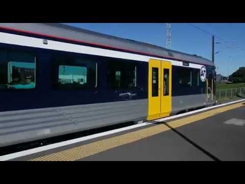 Electric Train to Onehunga