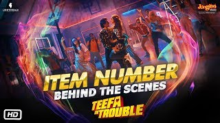 Teefa In Trouble| Item Number| Behind The Scenes| Ali Zafar| Aima Baig| Maya Ali| Faisal Qureshi