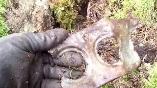 Heinkel HE-111 relics found ! AMAZING !