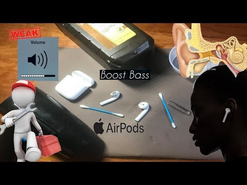 How to clean earwax from apple earpods