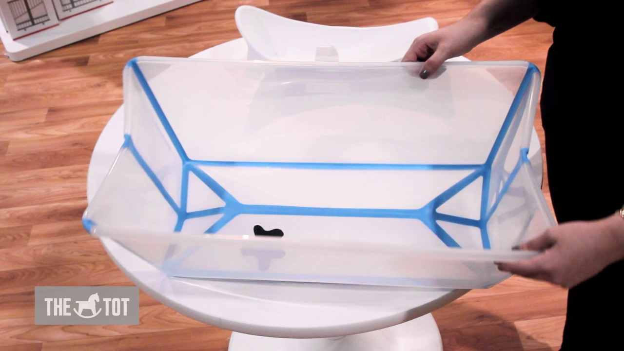 Stokke Flexibath Youtube